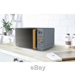 Swan 20 Litres Nordic Digital Microwave 800w- Matt Soft Grey SM22036GRYN