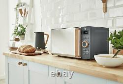 Swan Nordic SM22036GRYN 20L 800W Standard Microwave Grey