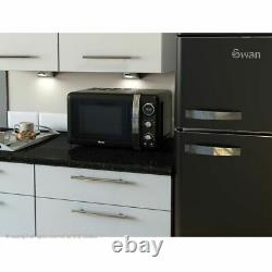 Swan SM22030BN Free Standing Combination Microwave Black