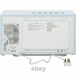 Swan SM22070BLN Retro 900 Watt Microwave Free Standing Blue