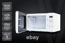 Tower KOR1N0AT 1000W 31L Family-Size Touch Control Digital Microwave Brand New