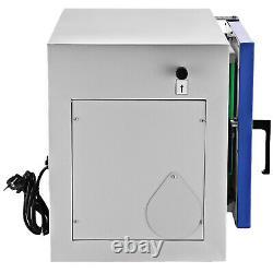 Vacuum Drying Oven 0.9 Cu Ft 23L Digital Degassing Stainless Steel Sterilizing