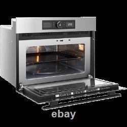 Whirlpool AMW9615/IXUK Absolute 900 Watt Microwave Built In Stainless Steel