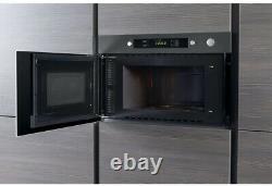 Whirlpool Absolute AMW423IX Built In Stainless Steel Microwave HW175093