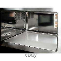 Whirlpool Commercial Microwave PRO25IX 1000w Stainless Steel Catering