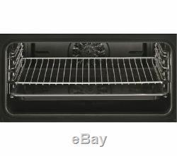 ZANUSSI ZKK47901XK Built-In Integrated Combination Microwave Oven, RRP £469