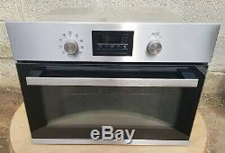 ZANUSSI ZKK47901XK Built-In Integrated Combination Microwave Oven, RRP £559