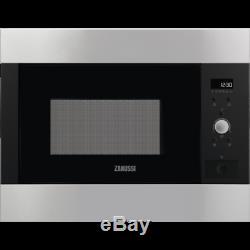 Zanussi ZBM26642XA Built In Microwave Stainless Steel HA2002
