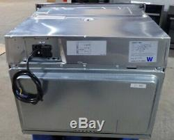 Zanussi ZKK47901XK Built-In Electric Combination Microwave in Stainless Steel