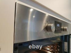 Zanussi ZKK47901XK Built In Single Fan Oven / Microwave / Grill -Stainless Steel