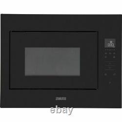 Zanussi ZMBN4SK 900 Watt Microwave Built In Black